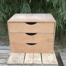 Boîte 3 tiroirs