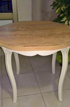 TABLE BASSE EN BOIS DE PLACAGE