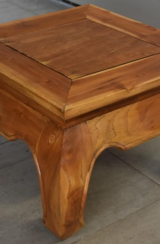 TABLE BASSE OPIUM EXOTIQUE