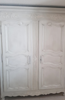 ARMOIRE NORMANDE LOUIS XVI