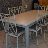 TABLE RECTANGULAIRE EN CHÊNE MASSIF